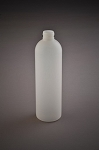 Empty Bather Bottle 12oz with flip top cap