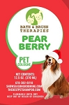 Pear Berry Pet Cologne 12oz