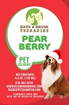 Pear Berry Pet Cologne 4oz