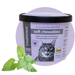 Treatibles Hemp Oil Soft Chew Chicken Liver for Cats (100 ct.)