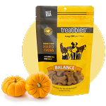 Treatibles Balance (Pumpkin Flavor) Hard Chews Large Dog 4mg