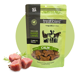 Treatibles Calm (Turkey Flavor) Hard Chews Large Dog 4mg