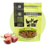 Treatibles Calm (Turkey Flavor) Hard Chews Small Dog 1mg
