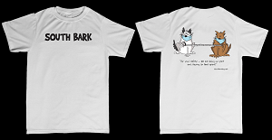 Front and Back of the Shirt- Click to Enlarge